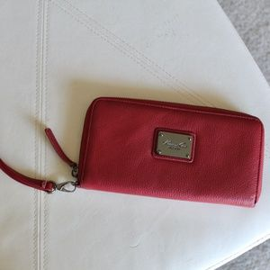 Kenneth Cole Red Wallet
